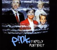 Cover P!nk - Family Portrait