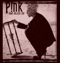 Cover P!nk - I Don't Believe You