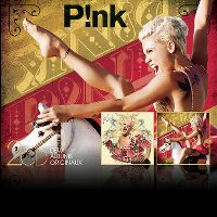 Cover P!nk - I'm Not Dead / Funhouse