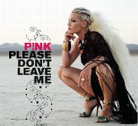Cover P!nk - Please Don't Leave Me