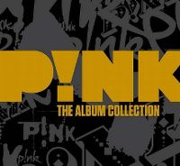 Cover P!nk - The Album Collection