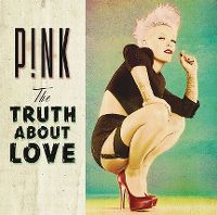 Cover P!nk - The Truth About Love