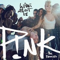 Cover P!nk - What About Us