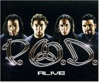 Cover P.O.D. - Alive