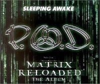 Cover P.O.D. - Sleeping Awake