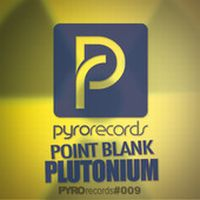 Cover Point Blank - Plutonium