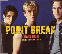 Cover Point Break - Stand Tough