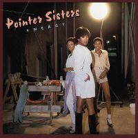 Cover Pointer Sisters - Energy