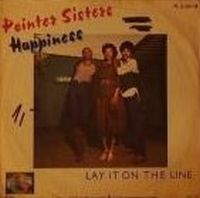 Cover Pointer Sisters - Happiness
