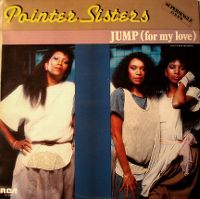 Cover Pointer Sisters - Jump (For My Love)