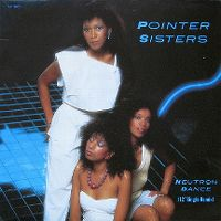 Cover Pointer Sisters - Neutron Dance