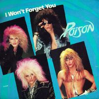 Cover Poison - I Won't Forget You