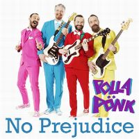 Cover Pollapönk - No Prejudice