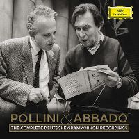 Cover Pollini & Abbado - The Complete Deutsche Grammophon Recordings