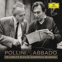 Cover Pollini & Abbado - The Complete Deutsche Grammophon Recordings