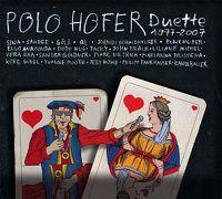 Cover Polo Hofer - Duette 1977 - 2007