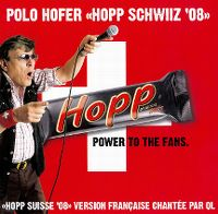 Cover Polo Hofer - Hopp Schwiiz '08