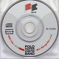Cover Polo Hofer und die Schmetterband - 800 Jahr