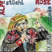 Cover Polo Hofer und die Schmetterband - Alperose