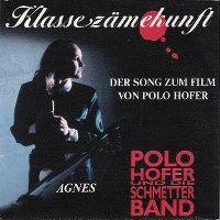 Cover Polo Hofer und die Schmetterband - Klassezämekunft