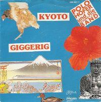 Cover Polo Hofer und die Schmetterband - Kyoto