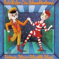 Cover Polo Hofer und die Schmetterband - Rütmus, Bluus + schnälli Schue!