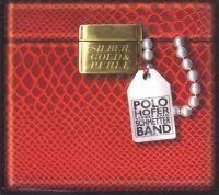 Cover Polo Hofer und die Schmetterband - Silber, Gold & Perle