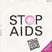 Cover Polo Hofer und die Schmetterband - Stop Aids