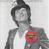 Cover Polo's Schmetterding - Polo's Schmetterding