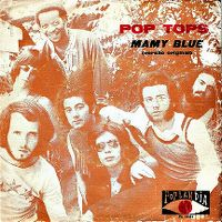 Cover Pop Tops - Mamy Blue