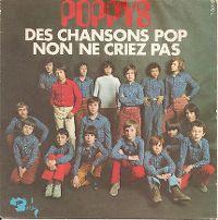 Cover Poppys - Des chansons pop