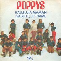 Cover Poppys - Isabelle, je t'aime
