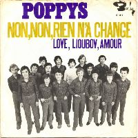 Cover Poppys - Non, non, rien n'a changé
