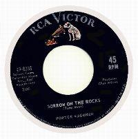 Cover Porter Wagoner - Sorrow On The Rocks
