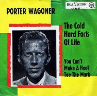 Cover Porter Wagoner - The Cold Hard Facts Of Life