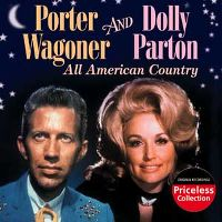 Cover Porter Wagoner & Dolly Parton - All American Country