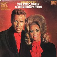 Cover Porter Wagoner & Dolly Parton - The Best Of