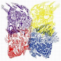 Cover Portugal. The Man - Purple Yellow Red And Blue