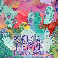 Cover Portugal. The Man - The Satanic Satanist