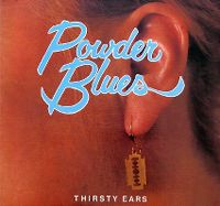 Cover Powder Blues - Thirsty Ears