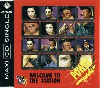 Cover Power Pack - Welcome To The Station