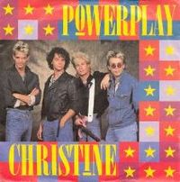 Cover Powerplay - Christine