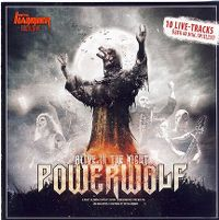 Cover Powerwolf - Alive In The Night