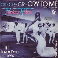 Cover Precious Wilson - Cr-Cr-Cr-Cry To Me