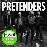 Cover Pretenders - Hate For Sale