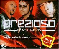Cover Prezioso feat. Marvin - Voglio vederti danzare