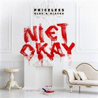 Cover Priceless feat. Qlas & Blacka - Niet okay