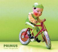 Cover Primus - Green Naugahyde