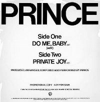 Cover Prince - Do Me, Baby