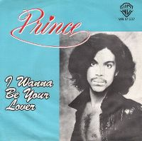 Cover Prince - I Wanna Be Your Lover